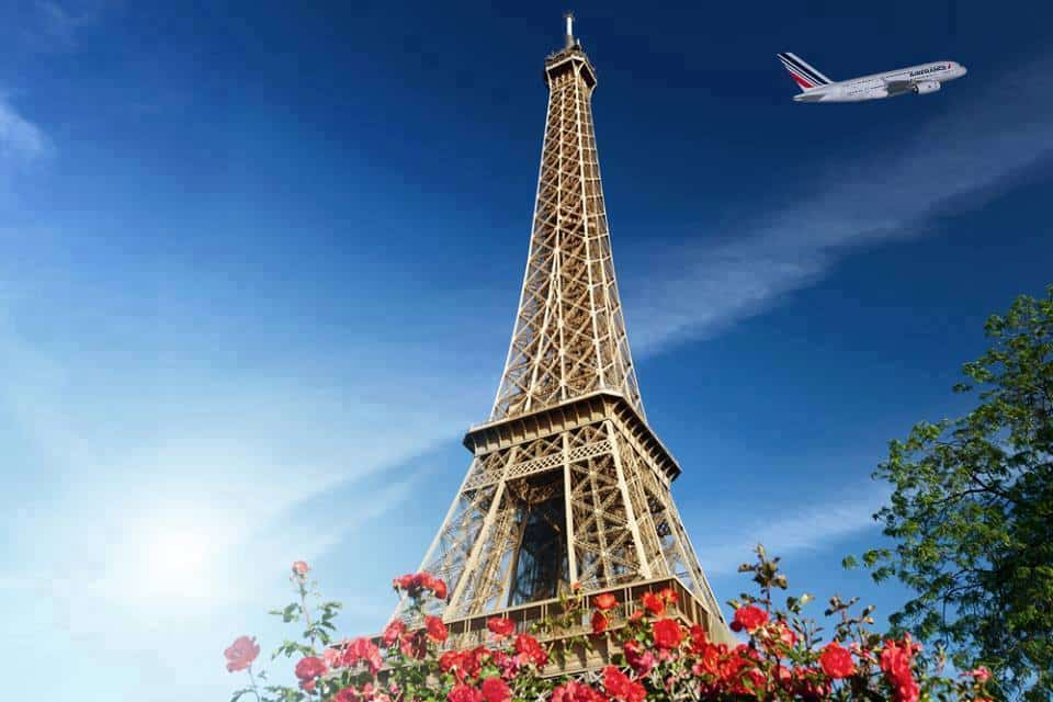 "Milano Parigi low cost in aereo, con le tariffe ""mini"" di Air France"