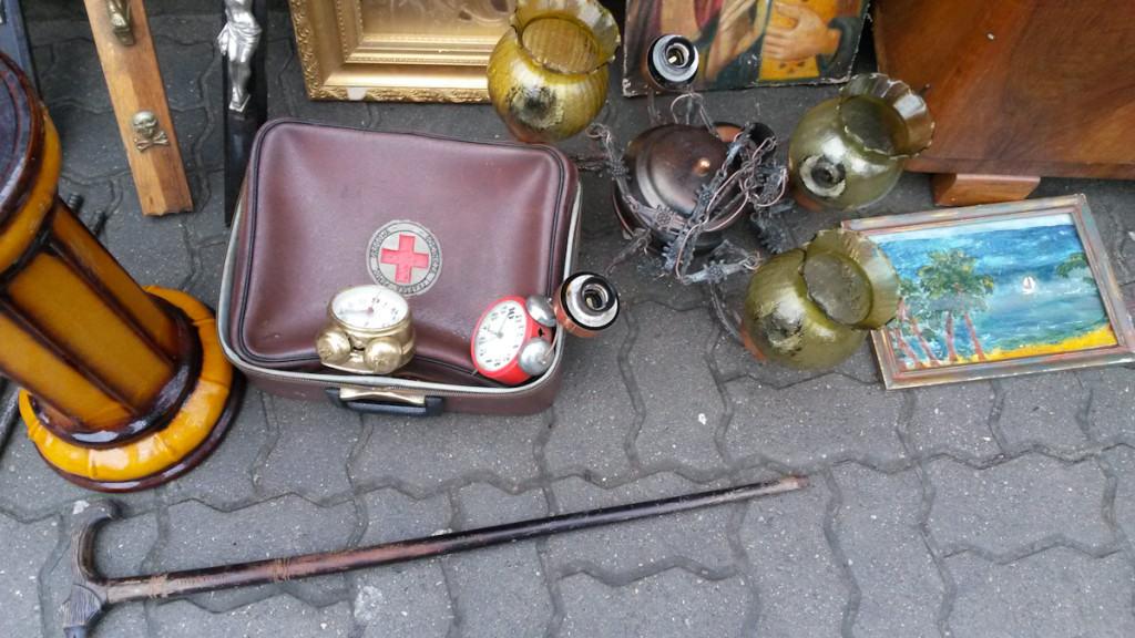 week end a varsavia, bazar na kole