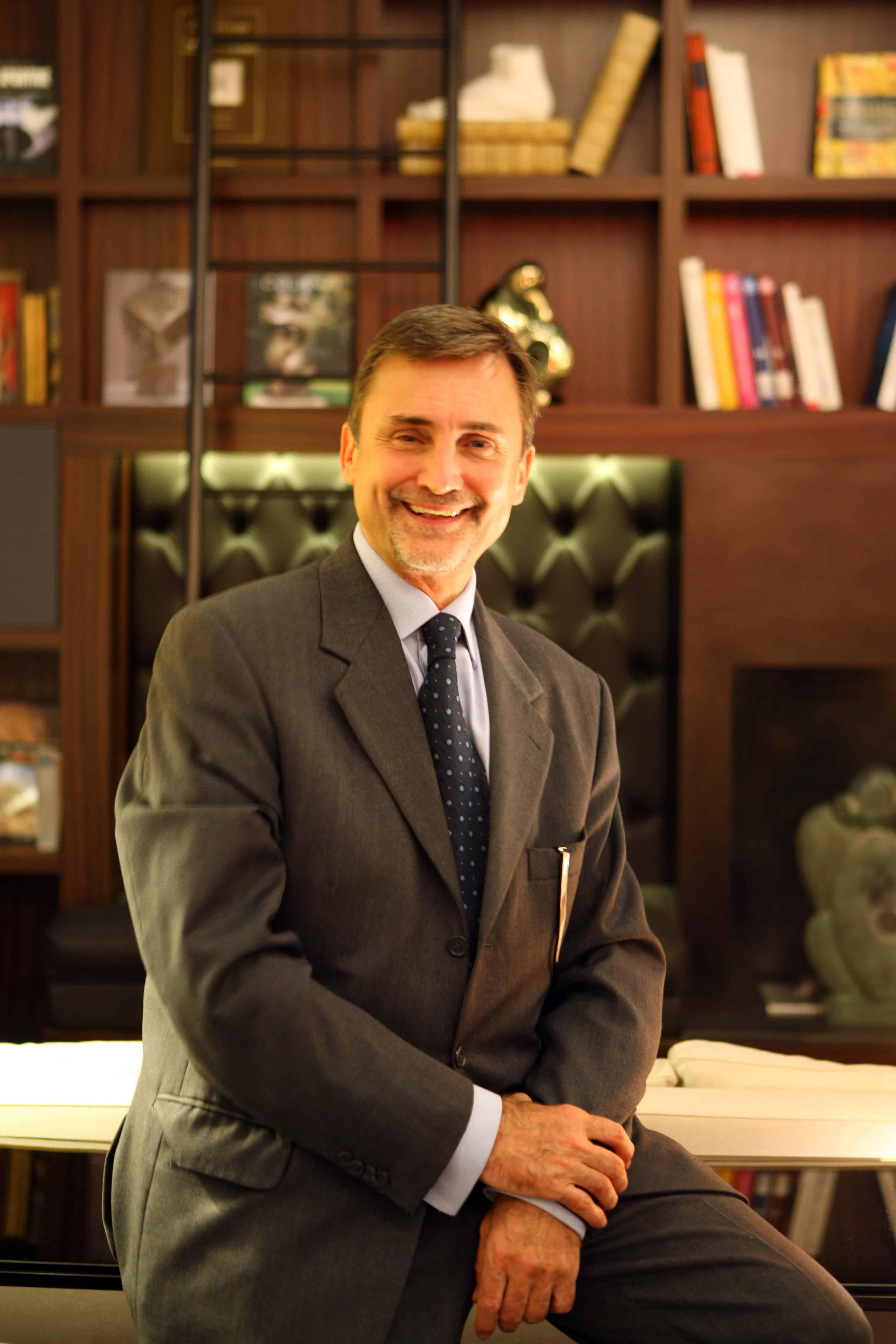 Intervista a Maurizio Faroldi, direttore di Hotel Milano Scala. <br/>&#8220;A chi lavora con me, chiedo di essere felice&#8221;
