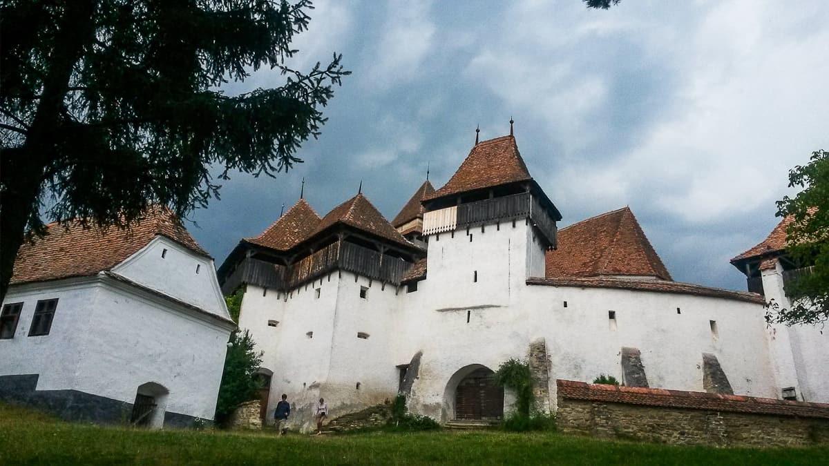 Romania da non perdere: il villaggio di Viscri in Transilvania