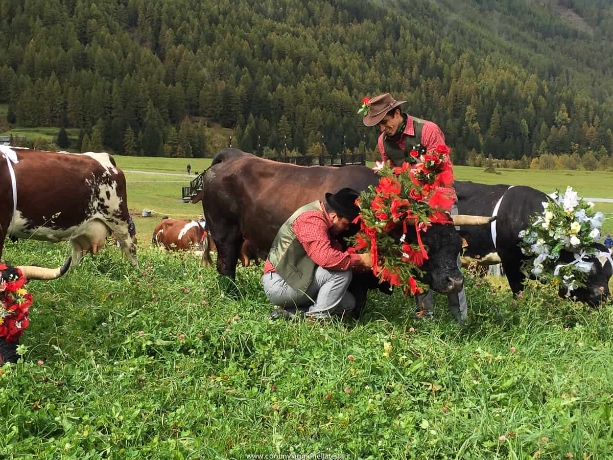 Deveteya Cogne, week end nella tradizione valdostana