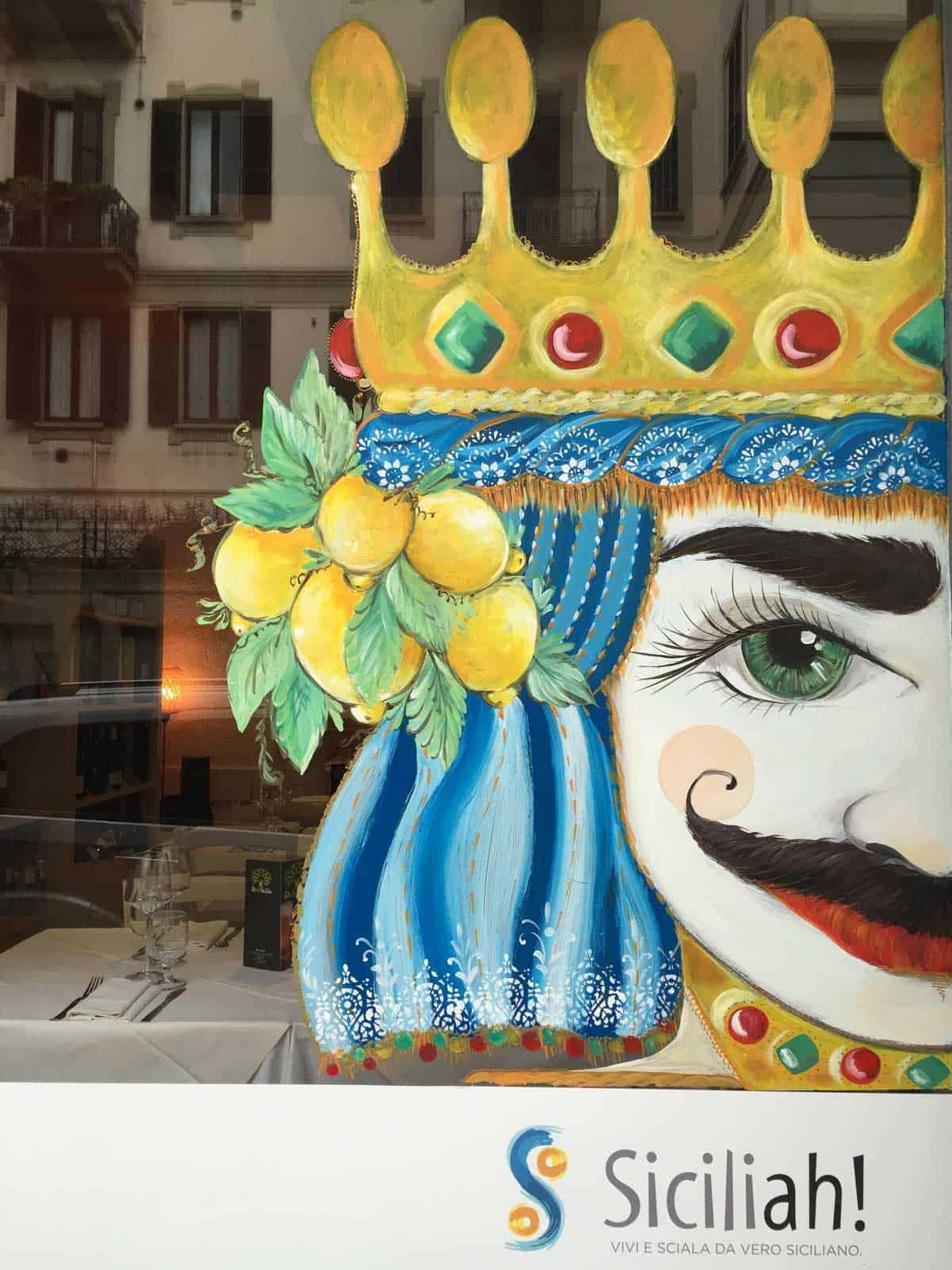 Ristorante siciliano Milano, da SiciliAh tutti i sapori dell'isola