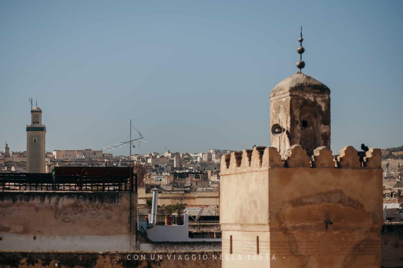 Viaggio a Fez Marocco, luci e ombre della medina