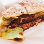 SorryMama Milano, lasagne della mamma formato fast food