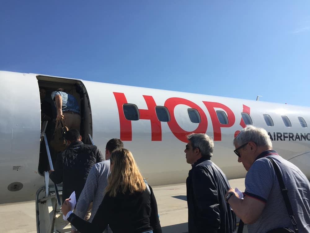 Il mio primo viaggio con HOP! destinazione Nantes