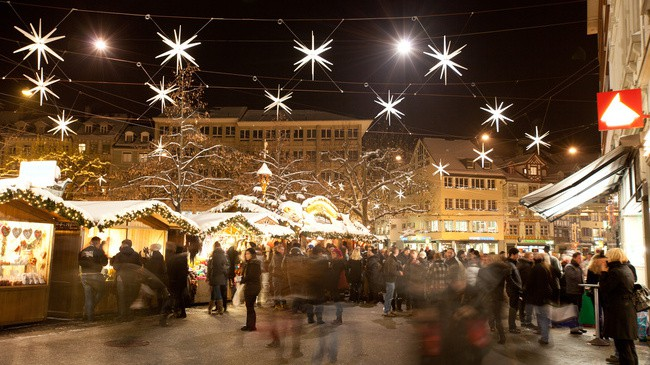San Gallo Svizzera, i mercatini di Natale