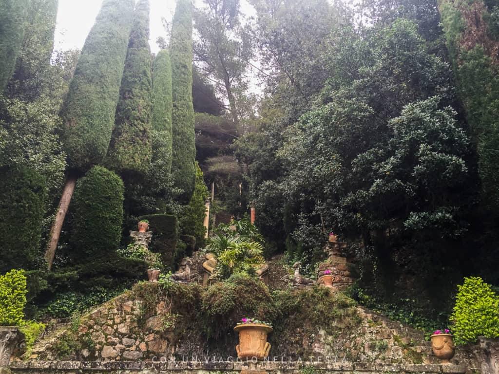 I giardini di Villa Domergue a Cannes