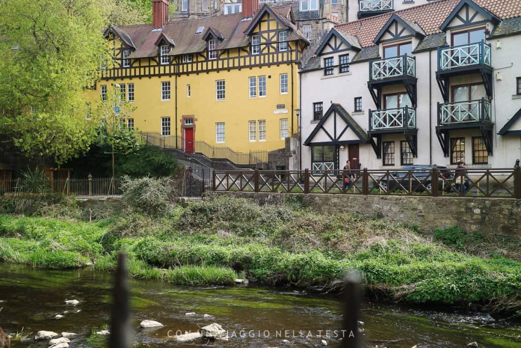 dean village casette sul fiume