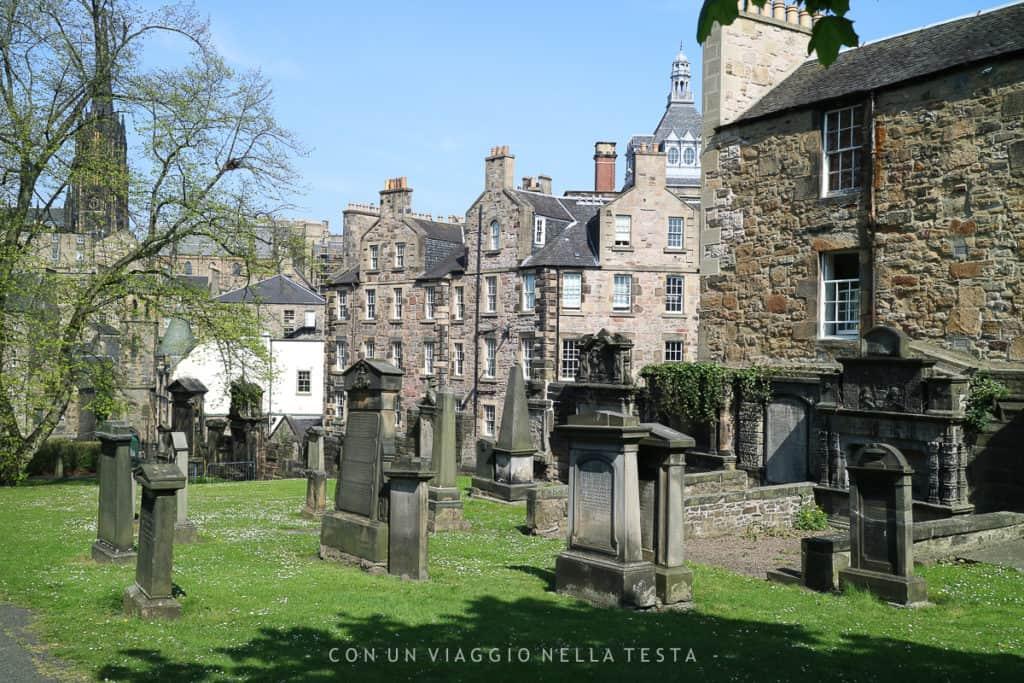 greyfriars edimburgo cimitero