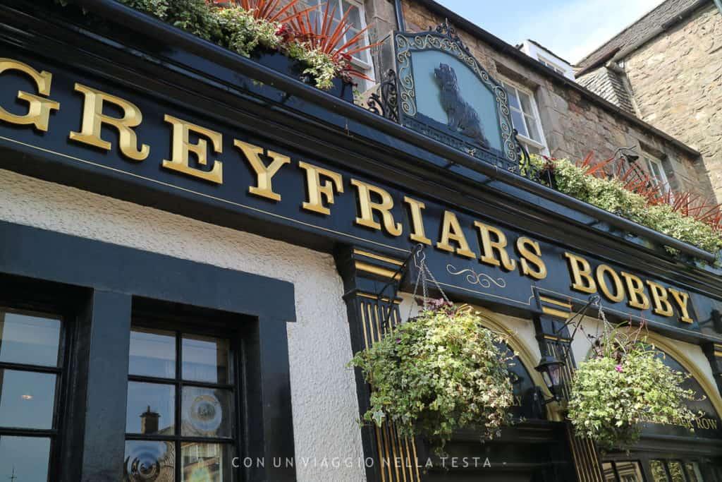 greyfriars edimburgo pub