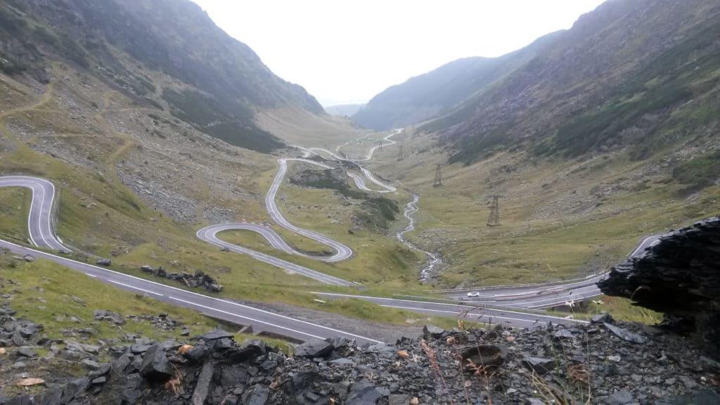 Transfagarasan, la strada tutta curve  che attraversa i Carpazi
