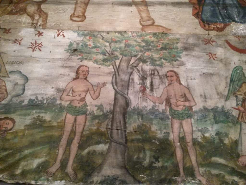 Sisesti – Villaggio Plopis: chiesa degli Arcangeli