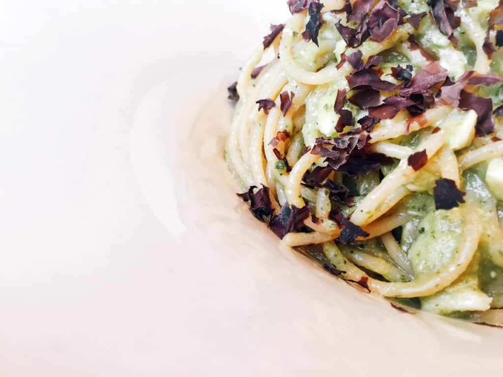 ristorante ambrosia spaghetti