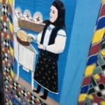 Il cimitero allegro in Romania, i colori e le storie di Sapanta