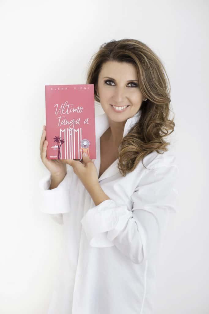 Elena Vigni, autrice di Ultimo tanga a Miami