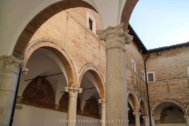 Museo di storia della mezzadria senigallia sergio anselmi for Casa colonica coloniale