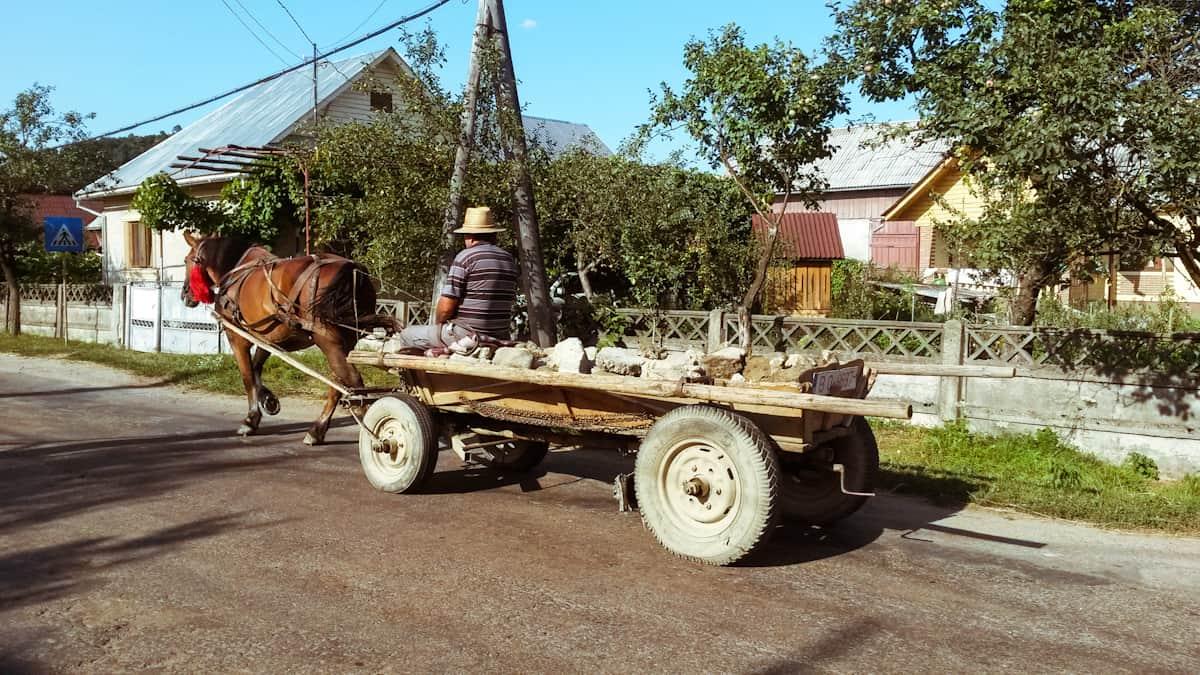 viaggio in auto in romania