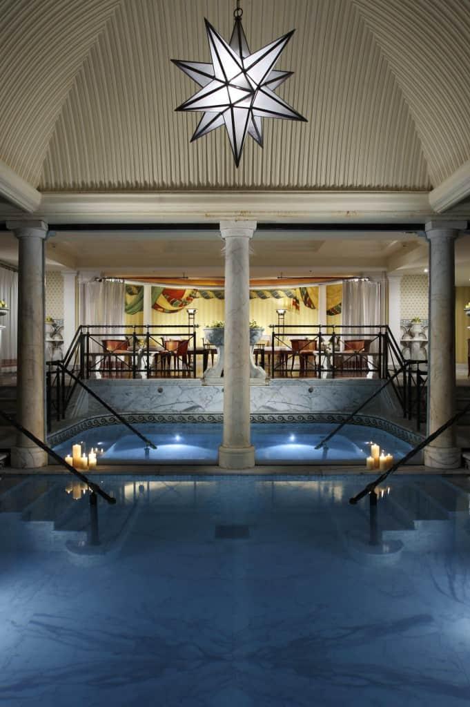 migliore hotel spa italia