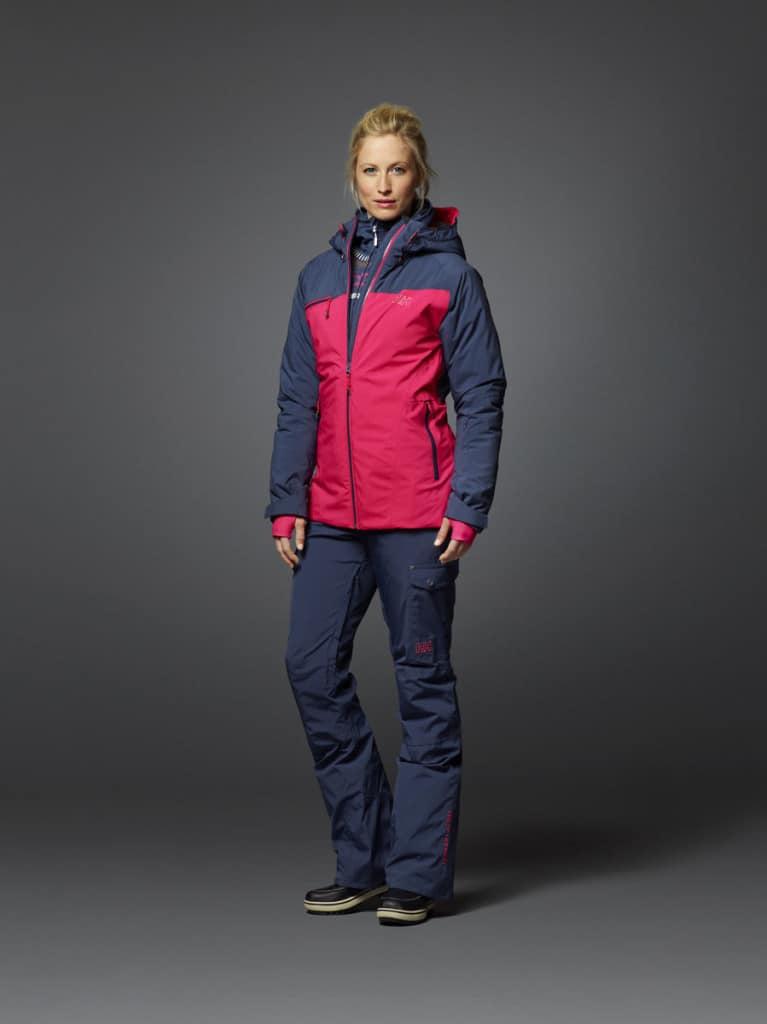 abbigliamento sci donna