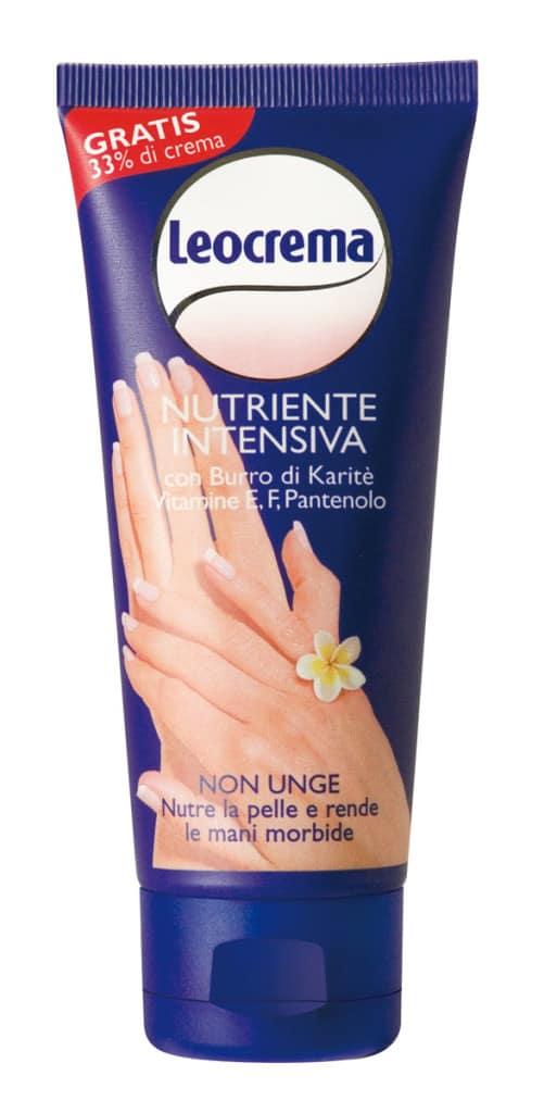 Tubetto crema per le mani