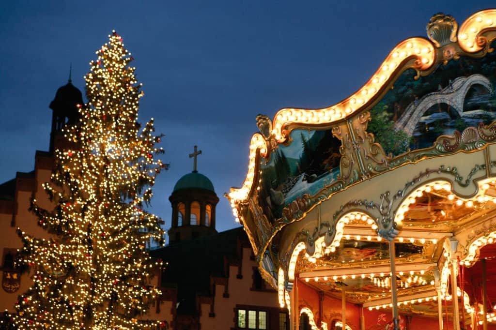 mercatini albero di Natale