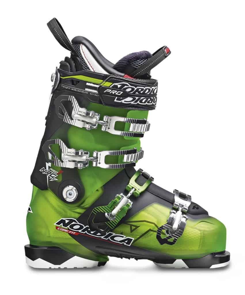 scarponi da sci da uomo