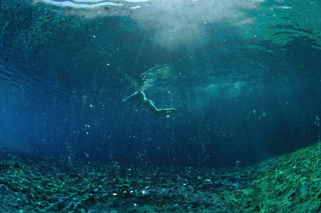 Le acque sorgive delle Terme di Saturnia