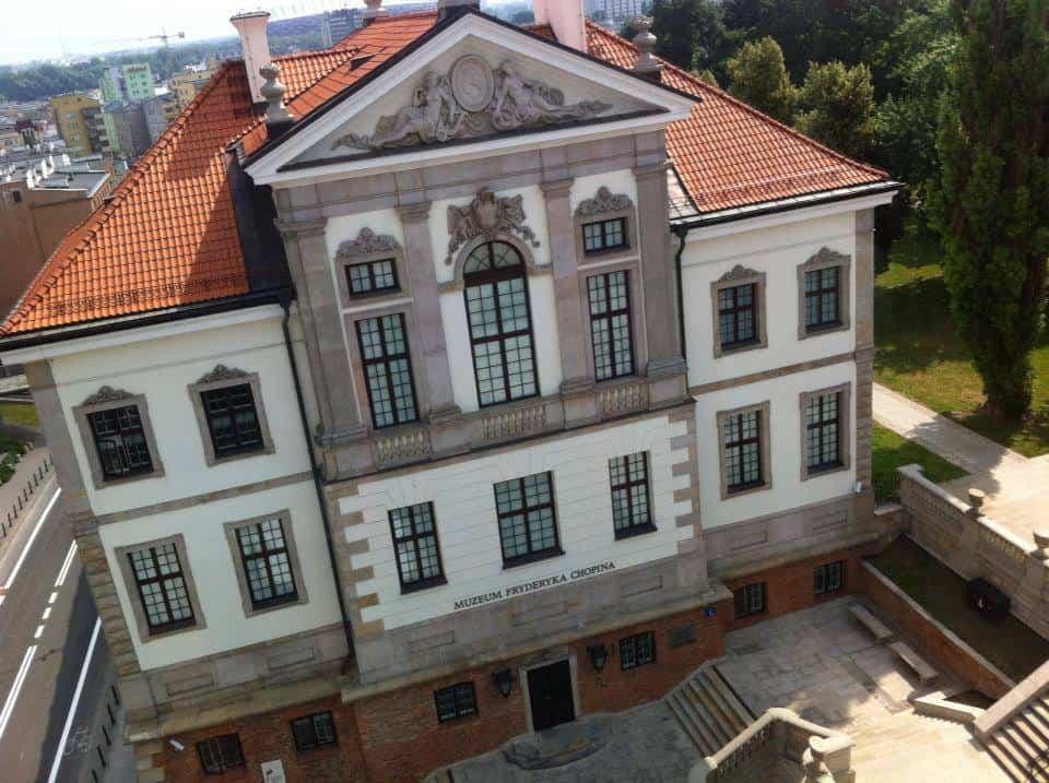 Il Museo Chopin a Varsavia