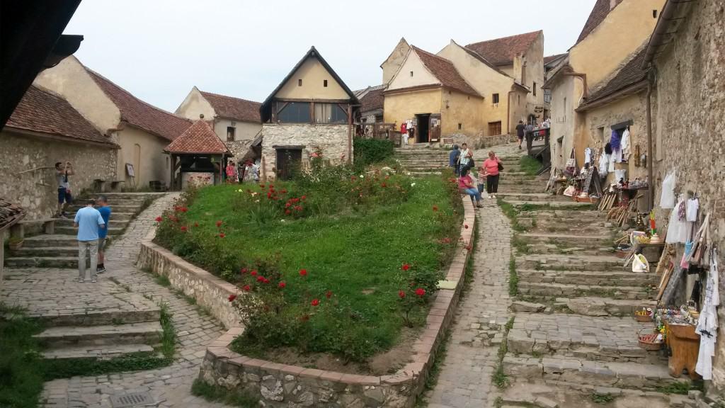 itinerari romania rasnov