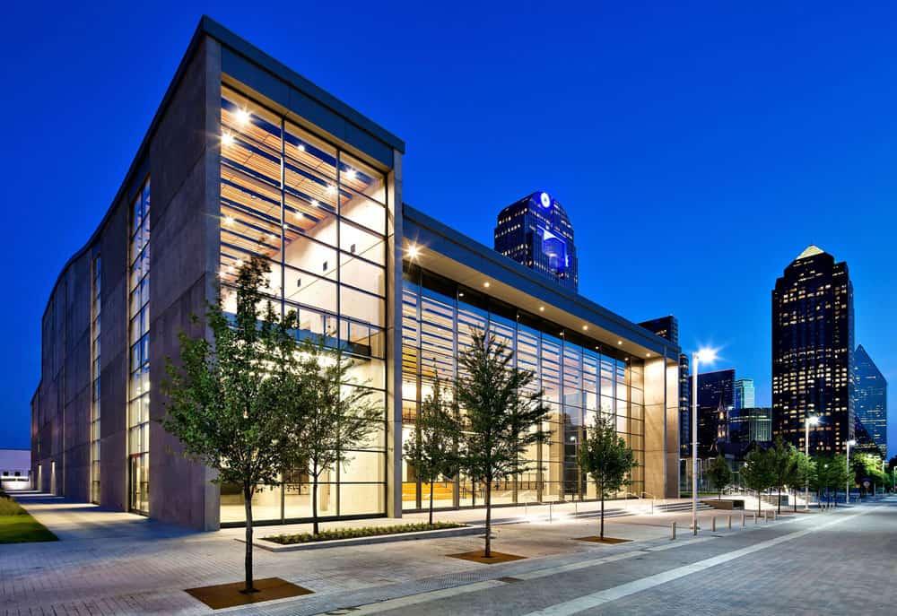 La City Performance Hall di Dallas.