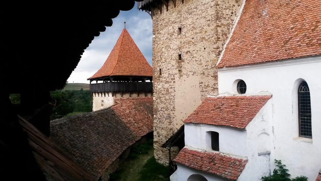 Viaggio in Romania, Viscri da non perdere