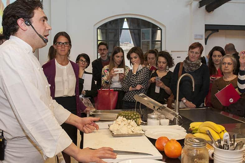 In cucina con lo chef Daniel Canzian