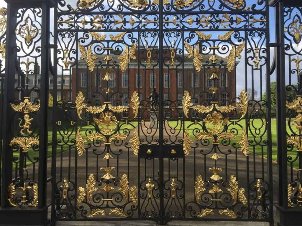 londra itinerario royal family kensington palace