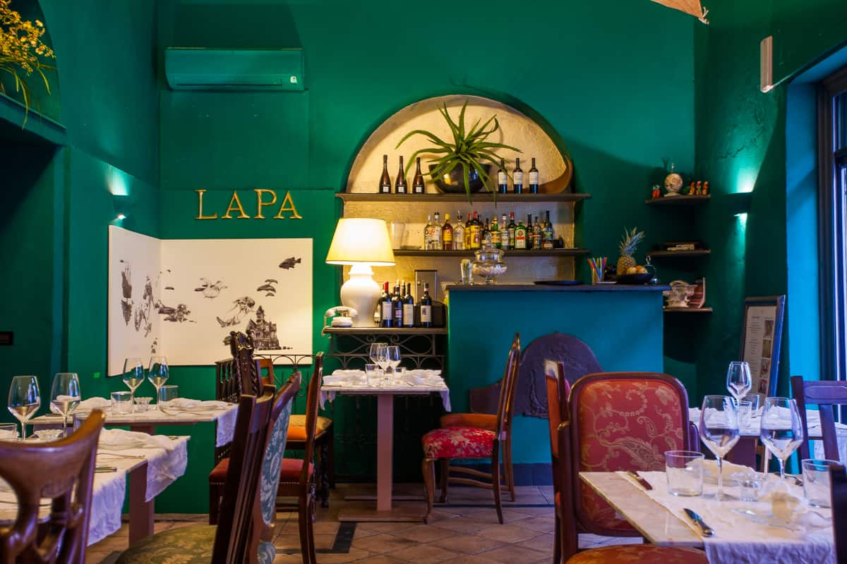 lapa ristorante brasiliano a milano in via goldoni