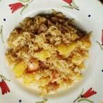 ricetta thailandese riso ananas gamberiricetta thailandese riso ananas Dole gamberi