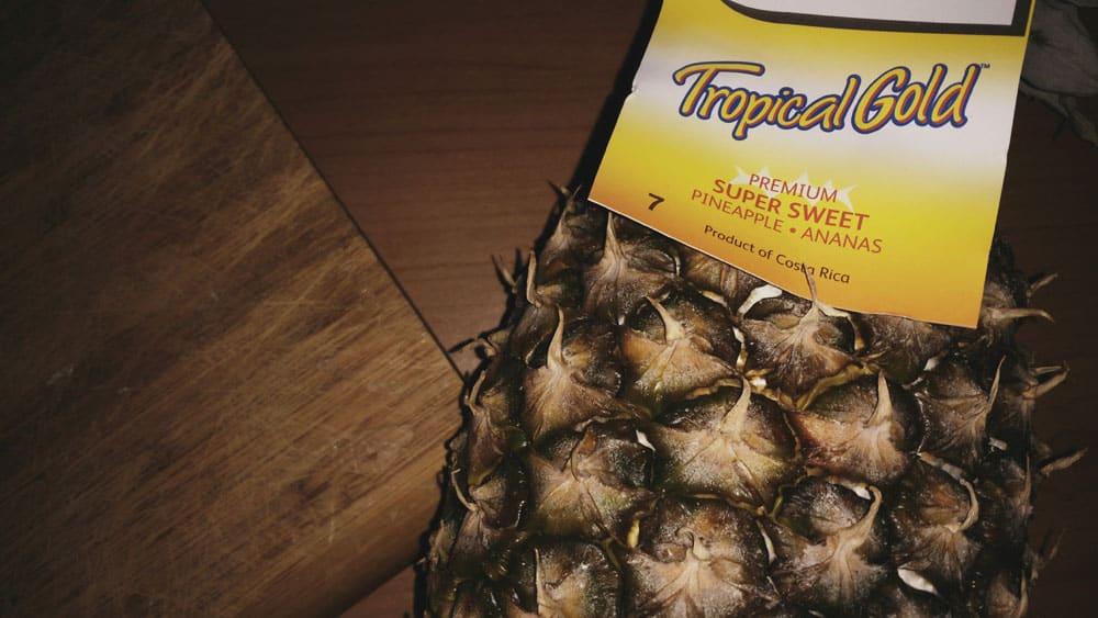 ricetta thailandese riso ananas gamberiricetta thailandese riso ananas gamberi