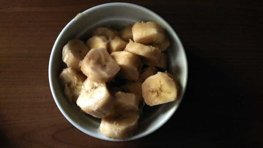 Ricetta dolce con Tapioca e banane : il budino brasiliano che crea dipendenza