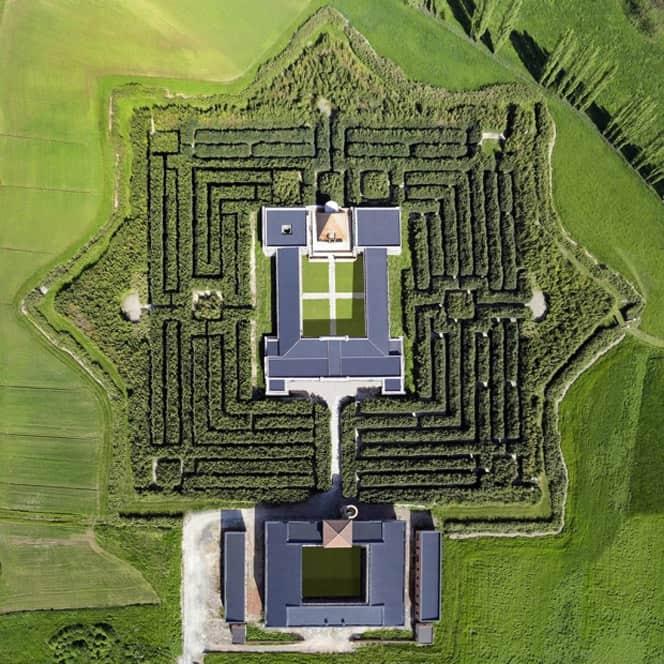 labirinto di Parma