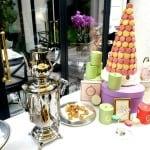 tè e macarons a palazzo parigi