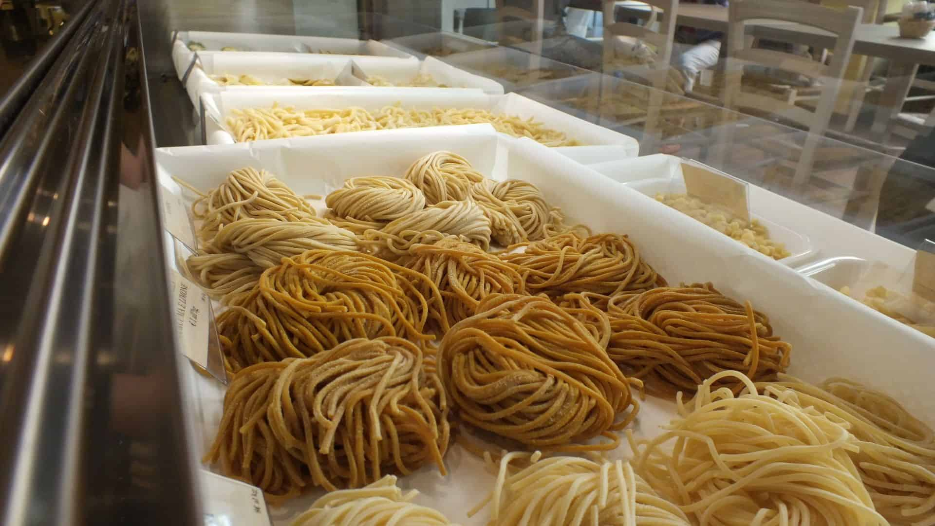 Platina, dove mangiare pasta fresca Milano
