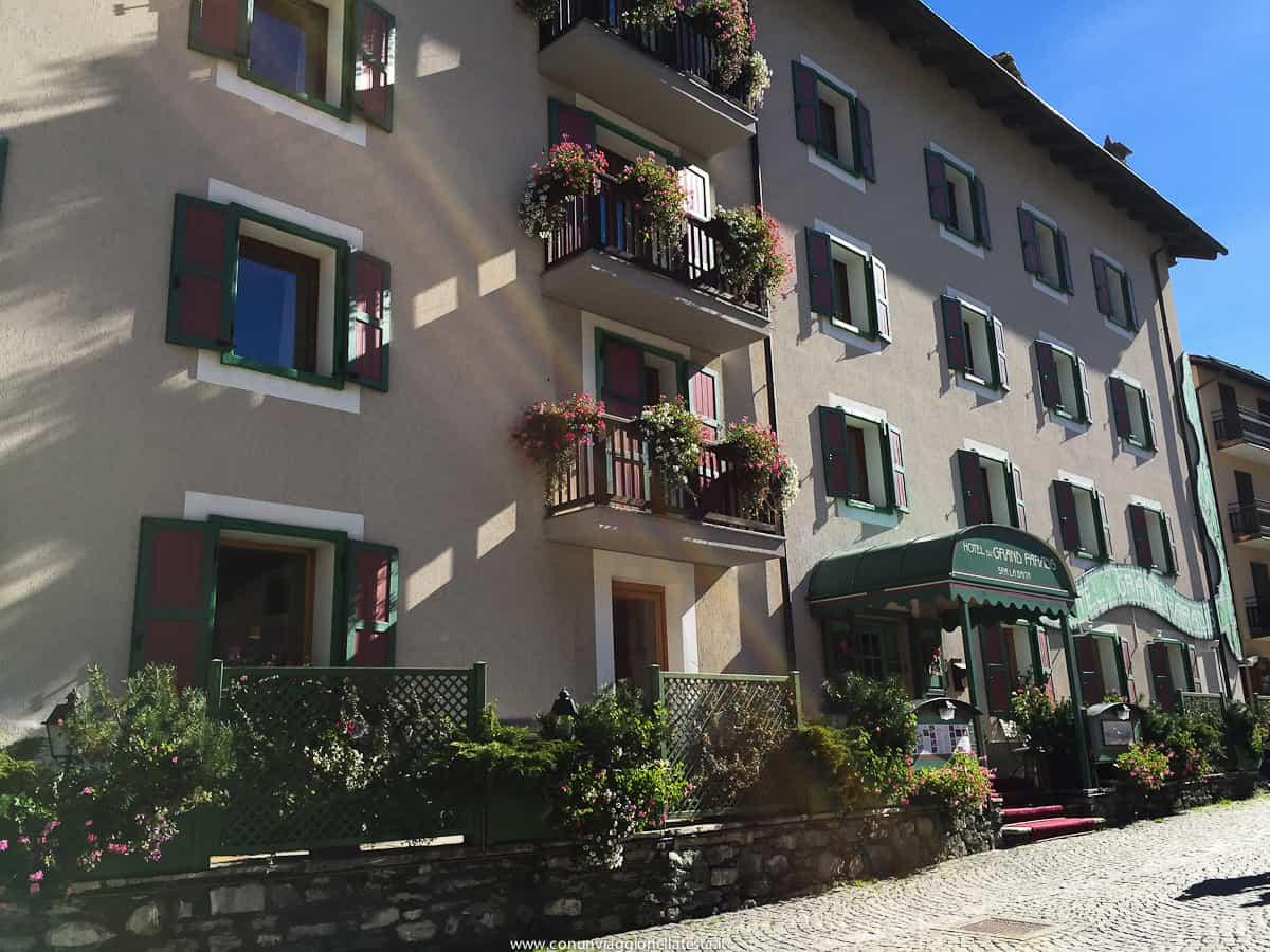 hotel du grand paradis cogne