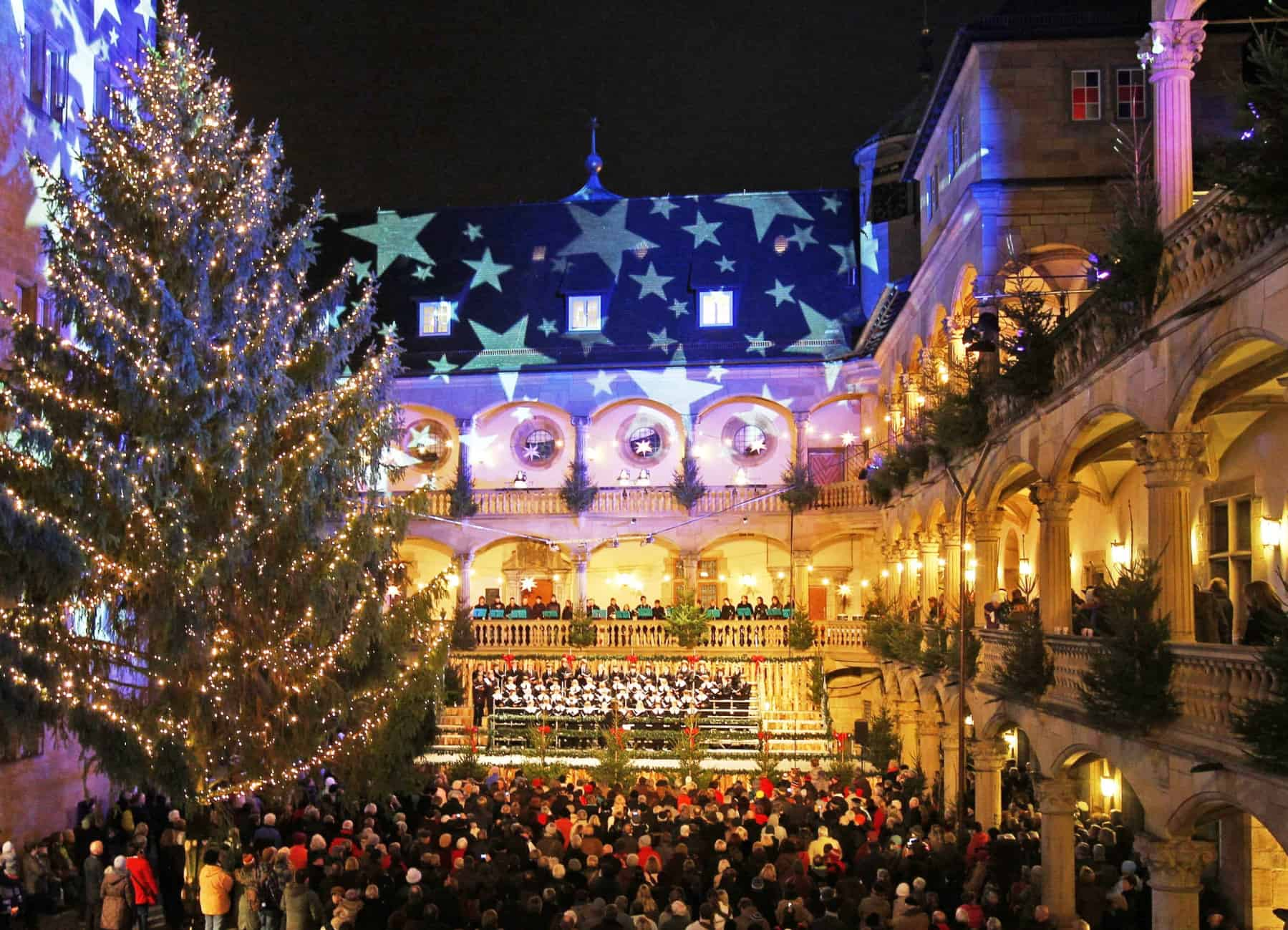 Stoccarda, i mercatini di Natale