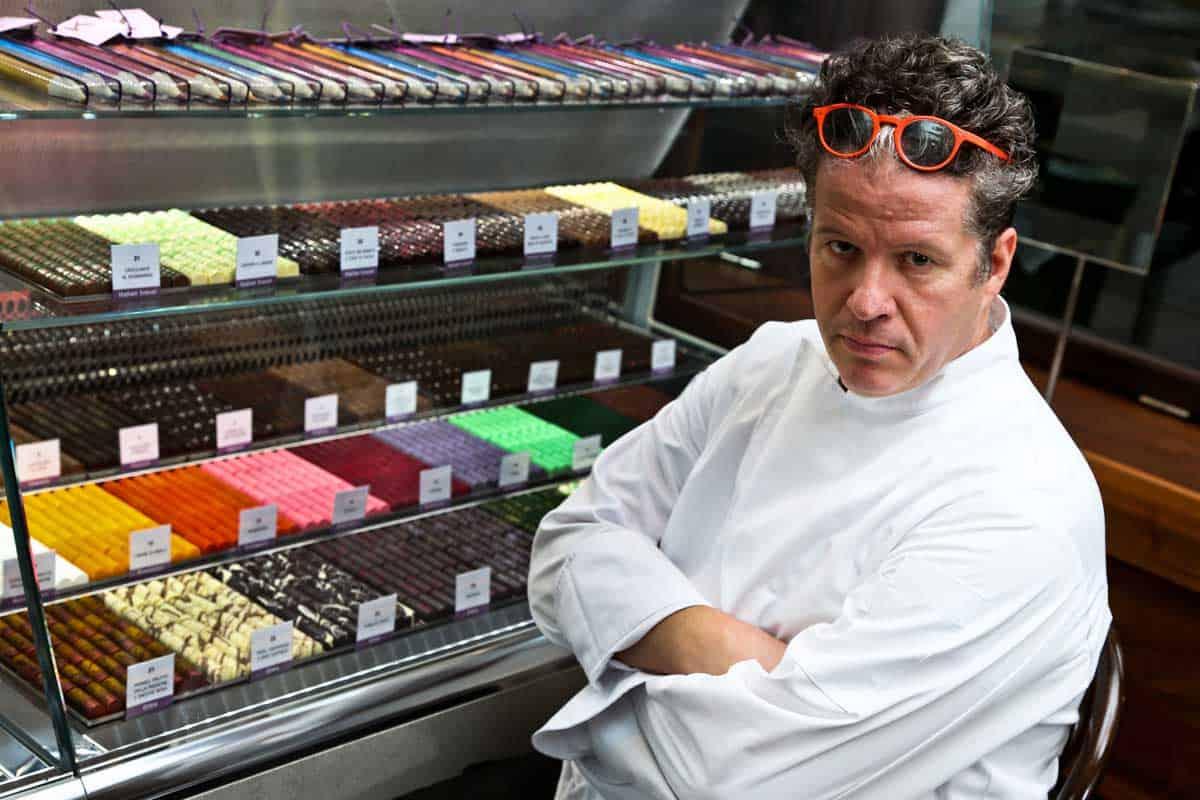 Ernst Knam, intervista al re del cioccolato. <br> &#8220;Un buon dolce salva una cena, un pessimo dolce la rovina&#8221;