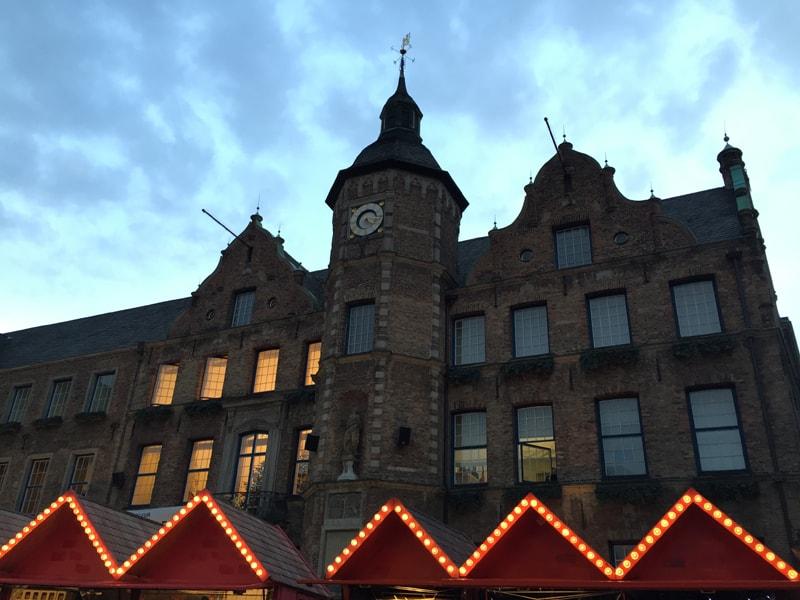 dusseldorf mercatini di Natale