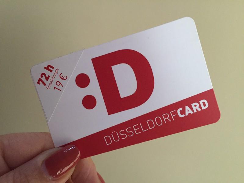dusseldorf card