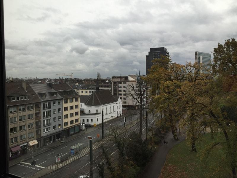 dusseldorf hofgarten