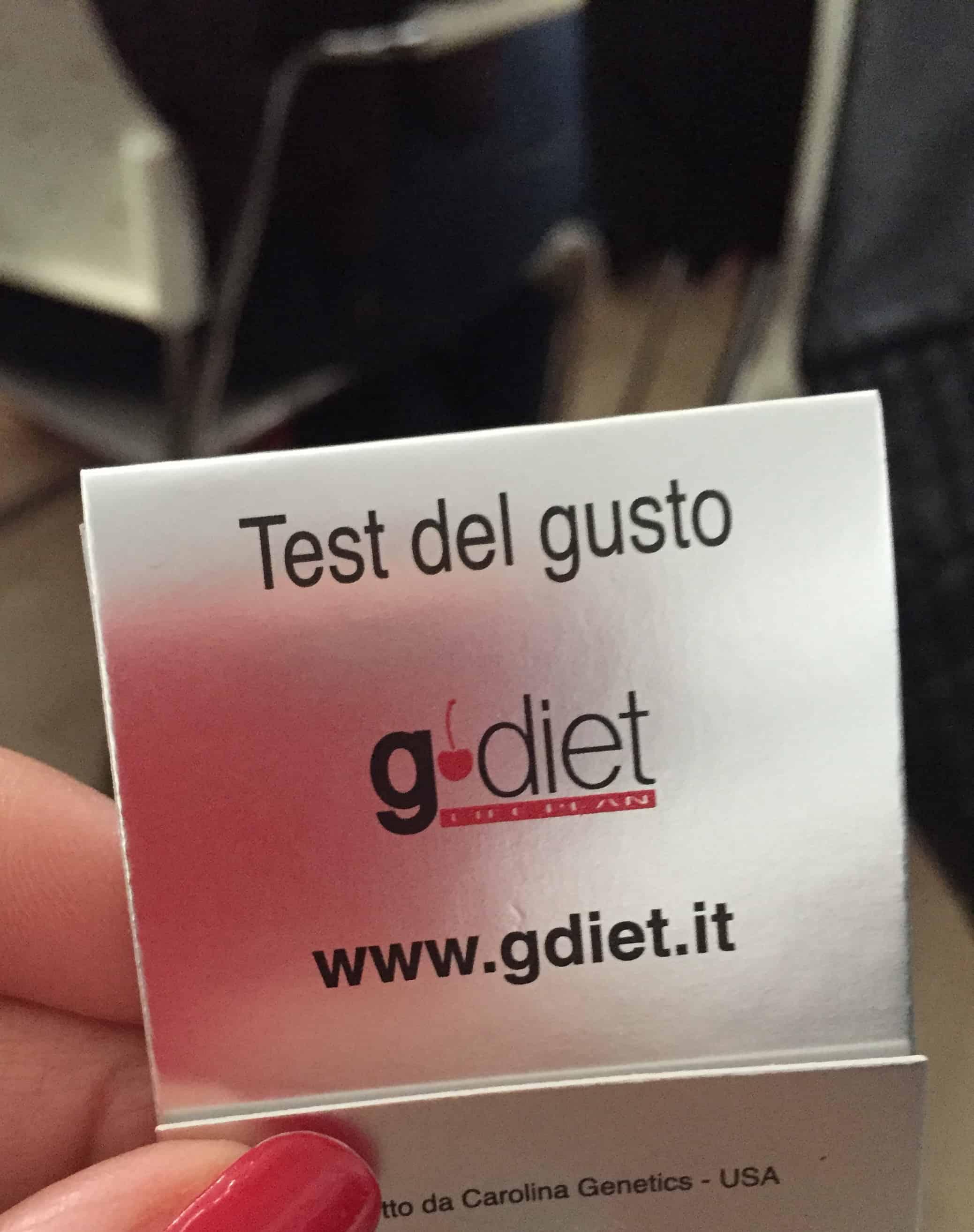 kit g diet