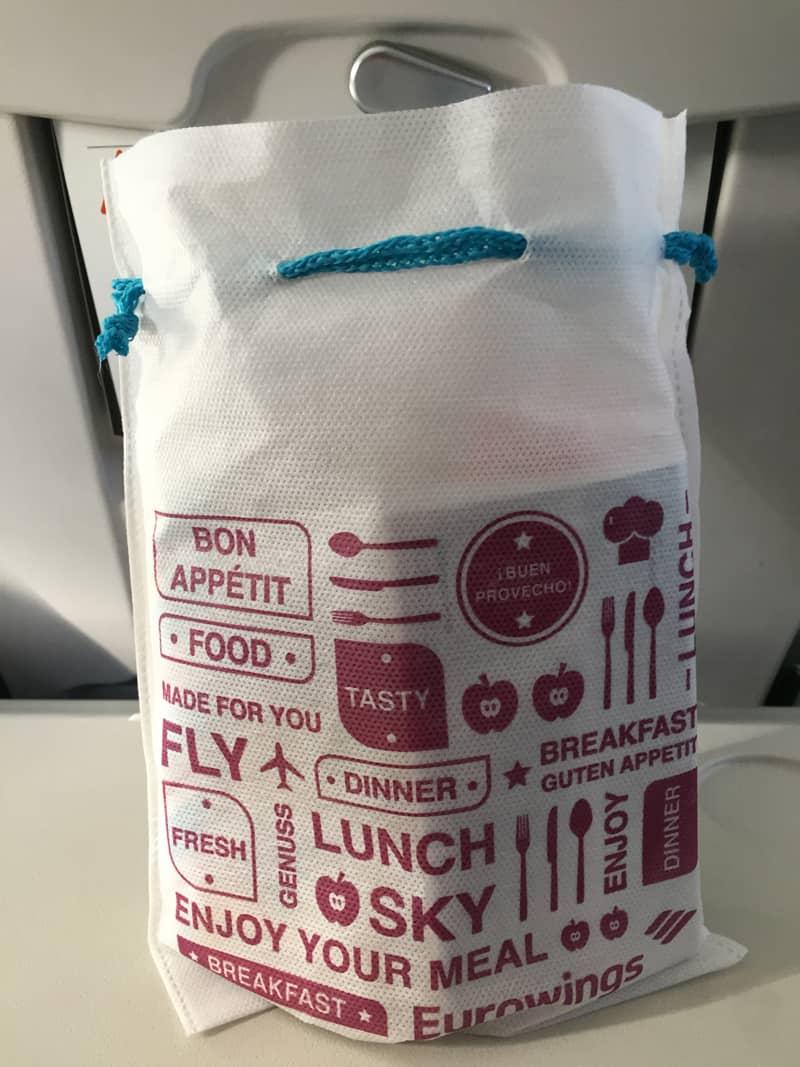 lunch pack germanwings