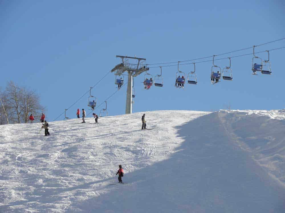 Sciare provincia Cuneo, le piste di Entracque.