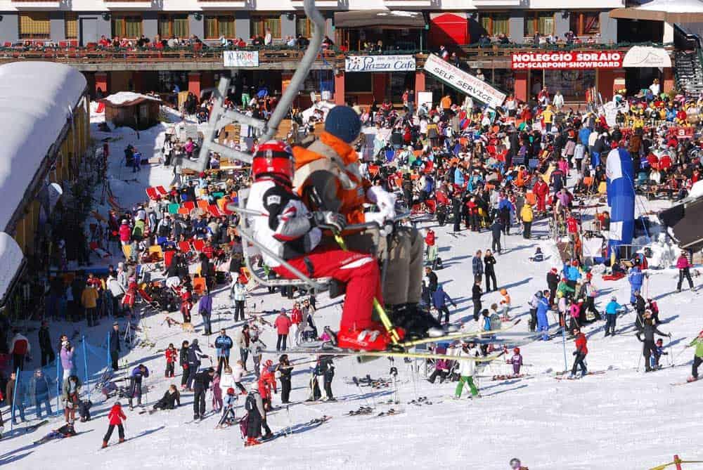 sciare provincia cuneo, artesina